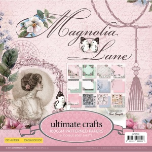 Magnolia Lane Collection - 6'' x 6'' Paper Pad