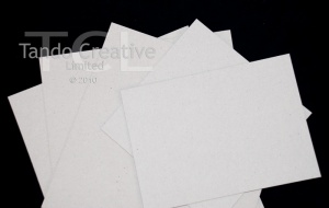 Tando Creative - Chipboard Sheet 8'' x 8'' - pack of 4