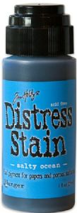 Tim Holtz Distress Stain Salty Ocean