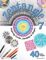 Design Originals - Zentangle 7