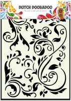 Dutch Doobadoo Dutch Mask Art A5 - Swirls