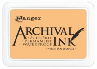 Ranger Archival Inkpad - Venetian Orange
