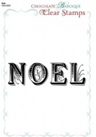 Noel Mini Clear stamp