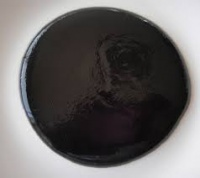 Soft Form Relief Paste - Glossy Black
