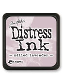 Tim Holtz Mini Distress Ink Pad - Milled Lavender
