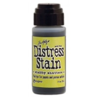 Tim Holtz Distress Stain Shabby Shutters
