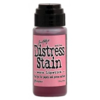 Tim Holtz Distress Stain Worn Lipstick