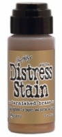 Tim Holtz Distress Stain Tarnished Brass