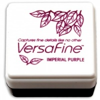 Versafine Small Inkpad Imperial Purple