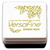 Versafine Small Inkpad Spanish Moss
