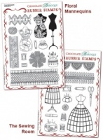 Sewing Rubber stamps Multi-buy - A5