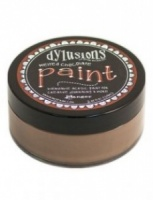 Dylusions Acrylic Paint - Melted Chocolate