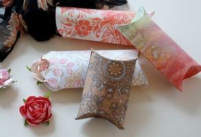 Quick and Easy Pillow Boxes