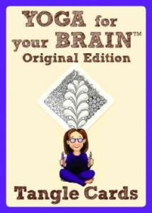 Yoga for your Brain Tangle Cards - Original Edition