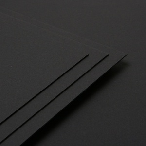 A4 Black Cardstock 250gsm - 10 sheets