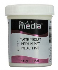 DecoArt - Matte Medium