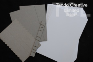 Tando Creative Art Journal Starter Kit