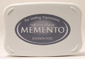 Memento Dye Inkpad - London Fog