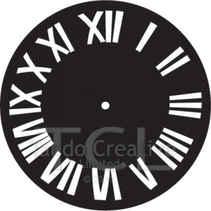 Tando Creative Mask - Clock