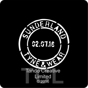 Tando Creative Mini Mask - Postmark