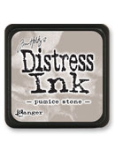 Tim Holtz Mini Distress Ink Pad - Pumice Stone
