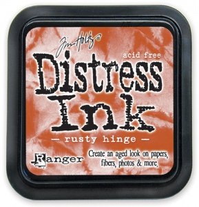 Rusty Hinge Distress Ink Pad