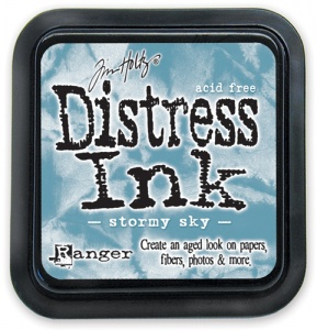 Stormy Sky Distress Ink Pad