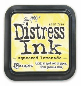 Squeezed Lemonade Distress Inkpad