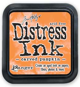 Carved Pumpkin Distress Inkpad