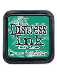 Lucky Clover Distress Inkpad