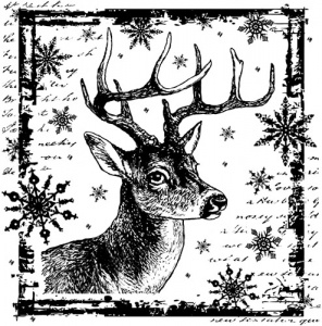 Crafty Individuals - UM Winter Stag