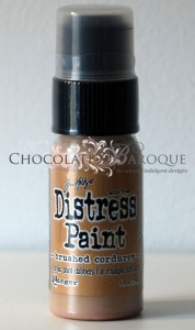 Tim Holtz Distress Paint - Brushed Corduroy