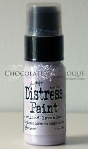 Tim Holtz Distress Paint - Milled Lavender