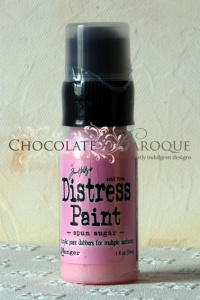 Tim Holtz Distress Paint - Spun Sugar