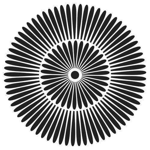 crafter s workshop template 6x6 by julie fei fan balzer petals