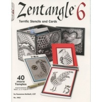 Design Originals - Zentangle 6