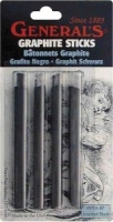 Compressed Graphite Sticks 4/Pkg