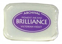 Brilliance Ink Pad - Victorian Violet