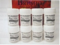 Brusho Crystal Colours - Set of 8