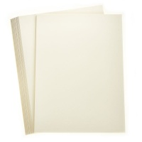 A4 160gsm Luxury Smooth Ivory Paper - 20 sheet pack