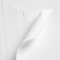 A4 160gsm Luxury Smooth White Paper - 20 sheet pack