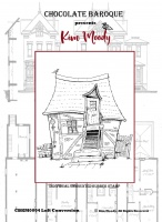 Kim Moody - Loft Conversion A6 individual rubber stamp