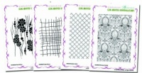 Beautiful Backgrounds Cling Mounted Individual Rubber stamps Multi-buy