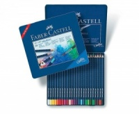 Faber-Castell Art Grip Aquarelle Pencils - 24 Tin