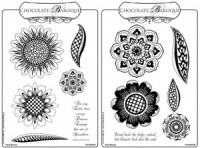 Bold Blooms/Fresh Blooms Rubber stamps Multi-buy - A5