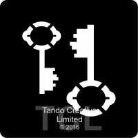 Tando Creative Mini Mask - Keys