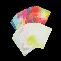 A5 Double Sided Designer Papers Roll Up - 40 Pack