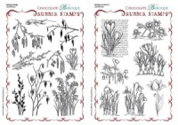 Spring is in the Air/Spring Foliage Rubber stamps Multi-buy - A5