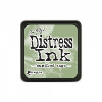 Tim Holtz Mini Distress Ink Pad - Bundled Sage