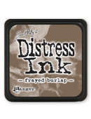 Tim Holtz Mini Distress Ink Pad - Frayed Burlap